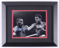Mike Tyson Signed 13x16 Custom Framed Photo Display (JSA COA) at PristineAuction.com