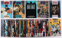 "Lot of (47) ""Batman: Legends of the Dark Knight"" DC Comic Books at PristineAuction.com"