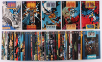 """Lot of (56) """"Batman: Legends of the Dark Knight"""" DC Comic Books at PristineAuction.com"""