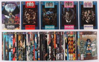 """Lot of (53) """"Batman: Legends of the Dark Knight"""" DC Comic Books at PristineAuction.com"""