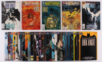 "Lot of (34) ""Batman: Legends of the Dark Knight"" DC Comic Books at PristineAuction.com"