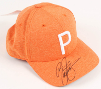 Rickie Fowler Signed PUMA Snapback Hat (PSA COA) at PristineAuction.com