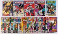 "Lot of (33) ""Wolverine"" Volume 1 Marvel Comic Books at PristineAuction.com"