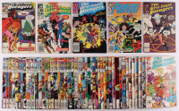 "Lot of (54) 1984-1993 ""West Coast Avengers"" Marvel Comic Books at PristineAuction.com"