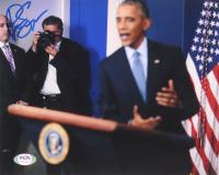 Pete Souza Signed 8x10 Photo (PSA Hologram) at PristineAuction.com