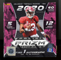 2020 Panini Prizm Draft Picks Football Box - Sold Out Everywhere!!! at PristineAuction.com