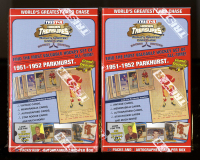 Lot of (2) 2006 Tristar Hidden Treasures Hockey Box - Sold Out Everywhere!!! at PristineAuction.com