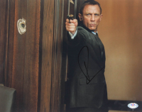 "Daniel Craig Signed ""Skyfall"" 11x14 Photo (PSA COA) at PristineAuction.com"