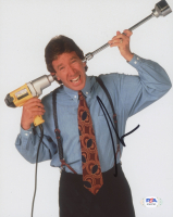 "Tim Allen Signed ""Home Improvement"" 8x10 Photo (PSA COA) at PristineAuction.com"
