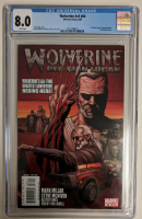 """2008 """"Wolverine"""" Issue #66 Marvel Comic Book (CGC 8.0) at PristineAuction.com"""