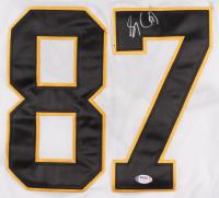Sidney Crosby Signed Penguins Captain's Jersey (PSA Hologram) at PristineAuction.com