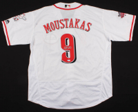 Mike Moustakas Signed Reds Jersey (PSA Hologram) at PristineAuction.com