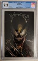 "2017 ""Venom"" Issue #6 Francesco Mattina X-23 Venomized Limited Variant Marvel Comic Book (CGC 9.2) at PristineAuction.com"