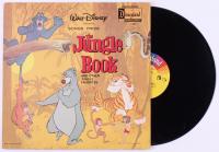 "Vintage 1967 Walt Disney's ""The Jungle Book"" Vinyl Record Album at PristineAuction.com"