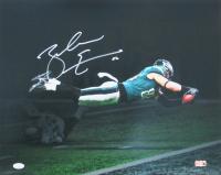 Zach Ertz Signed Eagles 16x20 Photo (JSA COA) at PristineAuction.com
