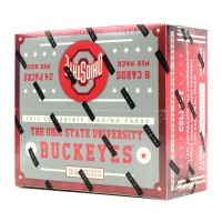 2015 Panini Ohio State Buckeyes Multi-Sport 24-Pack Box at PristineAuction.com