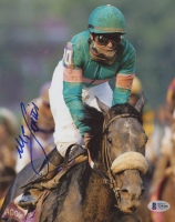 Mike Smith Signed 8x10 Photo (Beckett COA) at PristineAuction.com