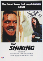 "Shelley Duvall Signed ""The Shining"" 11x14 Movie Poster Print (PSA COA) at PristineAuction.com"