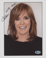 """Linda Gray Signed 8x10 Photo Inscribed """"With Love"""" (Beckett COA) at PristineAuction.com"""