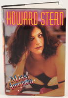 "Howard Stern Signed ""Miss America"" Hardcover Book (Beckett COA) at PristineAuction.com"
