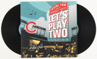 "Eddie Vedder Signed ""Let's Play Two"" Vinyl Record Album (JSA LOA) at PristineAuction.com"