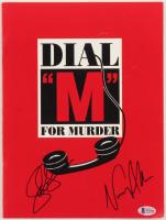 """Nancy Allen & John James Signed """"Dial 'M' for Murder"""" Theater Program (Beckett COA) at PristineAuction.com"""