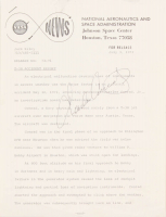 "Charles ""Pete"" Conrad Signed 1973 Letter (Beckett COA) at PristineAuction.com"