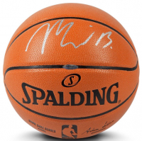 Miles Bridges Signed Official NBA Game Ball Basketball (UDA COA) at PristineAuction.com