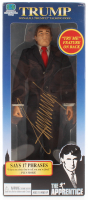 """Donald Trump Signed 2004 """"The Apprentice"""" Talking Action Figure With Original Packaging (JSA ALOA) at PristineAuction.com"""