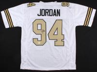 Cameron Jordan Signed Saints Jersey (JSA COA) at PristineAuction.com