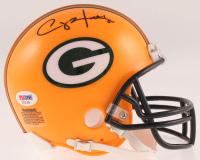 Clay Matthews Signed Packers Mini Helmet (PSA COA) at PristineAuction.com
