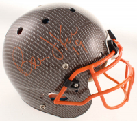 Bernie Kosar Signed Browns Full-Size Authentic On-Field Hydro-Dipped Helmet (PSA COA) at PristineAuction.com