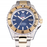 Ulysse Girard Men's Sport Diver Water Resistant Watch at PristineAuction.com