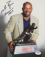 "Mike Rozier Signed 8x10 Photo Inscribed ""Heisman 1983"" (PSA COA) at PristineAuction.com"