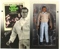 "George A. Romero Signed ""Night of the Living Dead"" Ben Action Figure (Beckett COA) at PristineAuction.com"