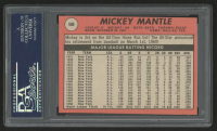 Mickey Mantle 1969 Topps #500A (PSA 8) (OC) at PristineAuction.com