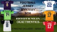 OKAUTHENTICS Pro Football Jersey Mystery Box Series III at PristineAuction.com