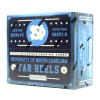 2016 Panini North Carolina Tar Heels Multi-Sport Box with (24) Packs at PristineAuction.com