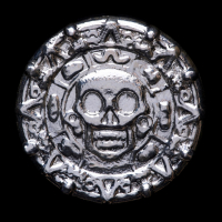 100 gram Plata Muerta Hand-Poured Silver Round at PristineAuction.com