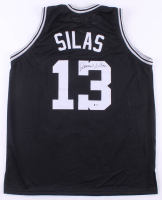 James Silas Signed Jersey (Beckett COA) at PristineAuction.com