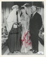 "Don Adams & Barbara Feldon Signed ""Get Smart"" 8x10 Photo Inscribed ""99"" (JSA COA) at PristineAuction.com"