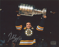 Patrice Bergeron Signed Bruins 8x10 Photo (Bergeron COA) at PristineAuction.com