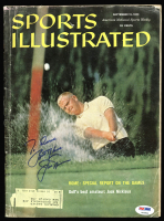 "Jack Nicklaus Signed 1960 Sports Illustrated Magazine Inscribed ""Best of Luck"" (PSA LOA) at PristineAuction.com"