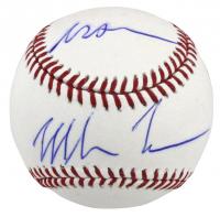 "Mike Tyson Signed OML Baseball Inscribed ""Iron"" (PSA COA) at PristineAuction.com"