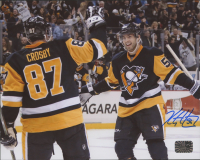 Kris Letang Signed Penguins 8x10 Photo (Letang COA) at PristineAuction.com
