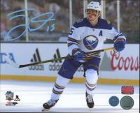 Jack Eichel Signed Sabres 8x10 Photo (Eichel COA & AJ's Sports World Hologram) at PristineAuction.com