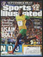 Usain Bolt Signed 2019 Sports Illustrated Magazine (JSA COA) at PristineAuction.com