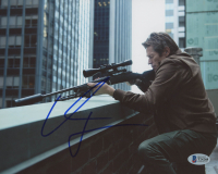 "Willem Dafoe Signed ""John Wick"" 8x10 Photo (Beckett COA) at PristineAuction.com"