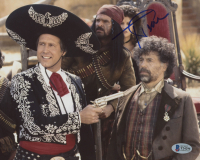 "Tony Plana Signed ""The Three Amigos"" 8x10 Photo (Beckett COA) at PristineAuction.com"