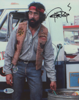 "Tommy Chong Signed ""Up in Smoke"" 8x10 Photo (Beckett COA) at PristineAuction.com"